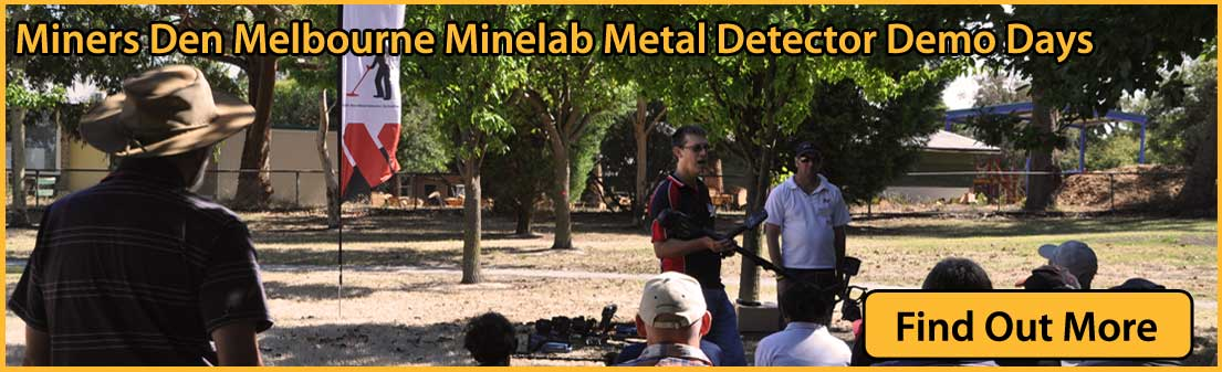 Minelab Demo Day Melbourne